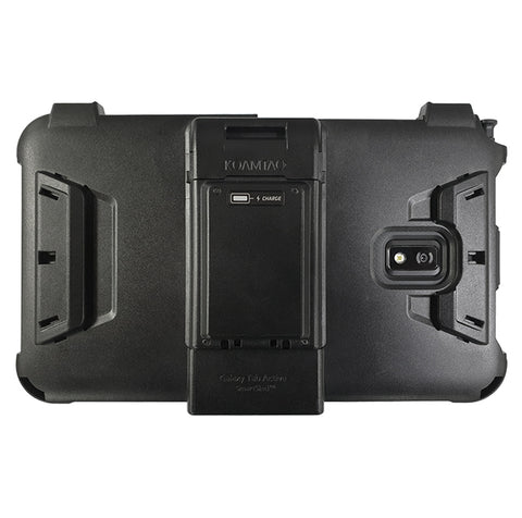 KBCC- Galaxy Tab Active3 Protective Charging Case with Extended Battery