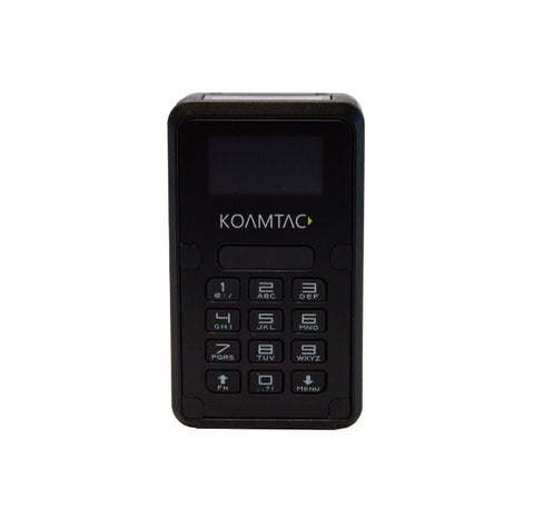 KDC180H 2D Imager Wearable Barcode Scanner & Data Collector with Keypad