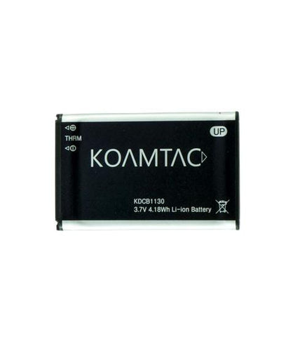1130mAh Hardpack Battery for KDC350R2 and KDC470