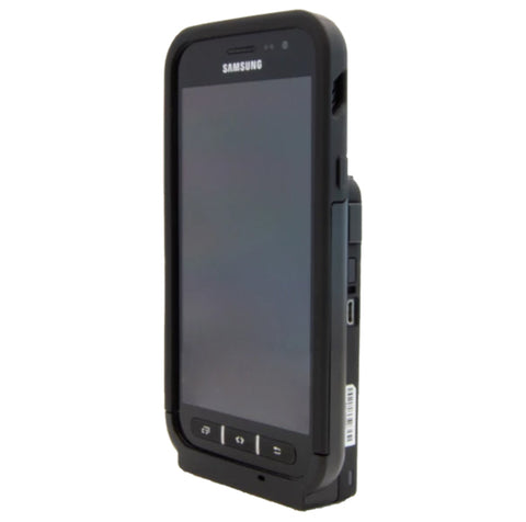 KDC470D 1D CCD Barcode Sled Scanner + Samsung Galaxy Xcover 4 Charging Case