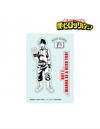 STICKER AUTOCOLLANT MY HERO ACADEMIA SHOTO TODOROKI - izuku-shop