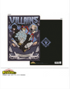 POCHETTE A4 MY HERO ACADEMIA ALLIANCE DES SUPER-VILAINS - izuku-shop