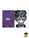 POCHETTE A4 MY HERO ACADEMIA DABI ANI ART SERIES - izuku-shop