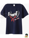 T-SHIRT MY HERO ACADEMIA <br> HIMIKO TOGA <br> CRAZY LADY - izuku-shop