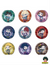 BADGES MY HERO ACADEMIA YAMA NO HI COLLECTION