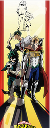 PUZZLE MY HERO ACADEMIA I WILL BECOME A HERO 352PCS - izuku-shop