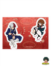 FIGURINE MY HERO ACADEMIA DUO SHOTO & OCHACO ACRYLIC STAND - izuku-shop