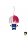 PORTE CLÉS NITOTAN PLUSH MY HERO ACADEMIA SHOTO TODOROKI NEW COSTUME - izuku-shop