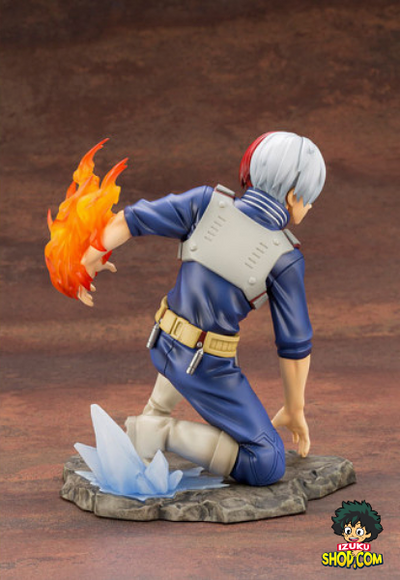 FIGURINE MY HERO ACADEMIA SHOTO TODOROKI 1/8 - izuku-shop
