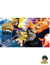 PUZZLE MY HERO ACADEMIA WARERA GA HERO 300PCS - izuku-shop