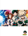 PUZZLE MY HERO ACADEMIA MEZASE HERO 300PCS - izuku-shop