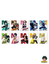 AIMANTS MY HERO ACADEMIA HÉROES SERIES - izuku-shop