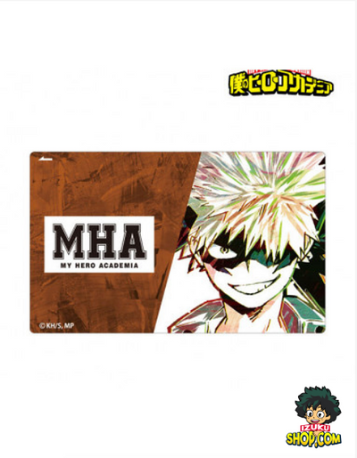 CARD STICKER MY HERO ACADEMIA KATSUKI ANI ART SERIES - izuku-shop