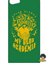 COQUE MY HERO ACADEMIA <br> IZUKU PLUS ULTRA <br> IPHONE 7/8 - izuku-shop