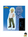 FIGURINE MY HERO ACADEMIA<br> ALL MIGHT CIVIL<br>  ACRYLIC STAND - izuku-shop