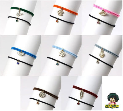 BRACELETS MY HERO ACADEMIA <br> SWAROVSKI LIMITED EDITION - izuku-shop