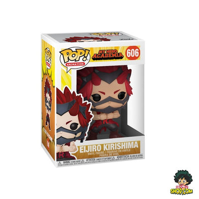 FIGURINE POP MY HERO ACADEMIA <br> EIJIRO KIRISHIMA 9 CM - izuku-shop