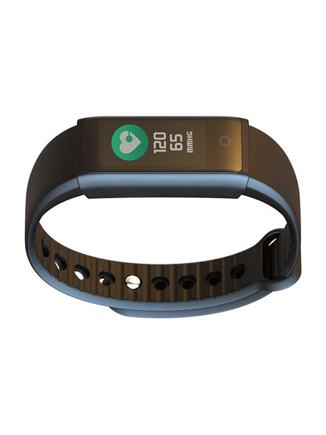 F600 Wireless Bluetooth Fitness Band with Heart Rate Monitor & Call Reminder