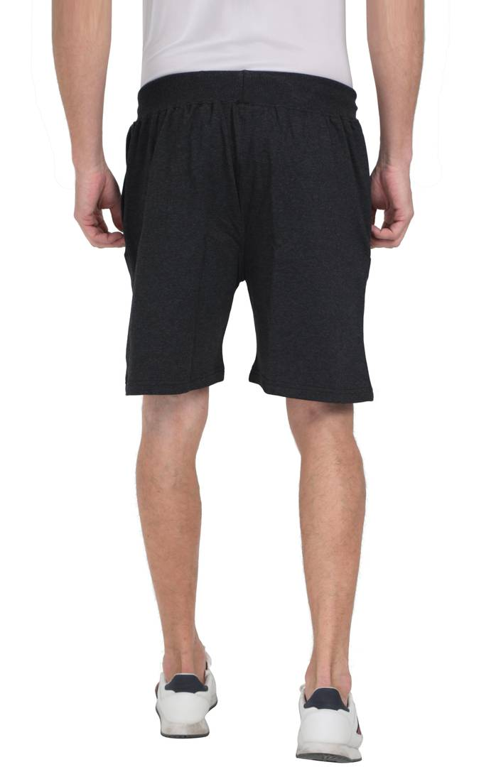Cotton French Terry Fleece Shorts