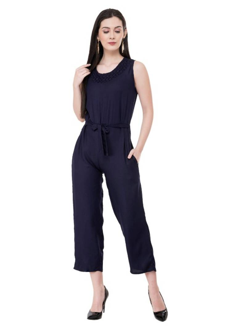Rayon Jumpsuits For Girl's & Women's