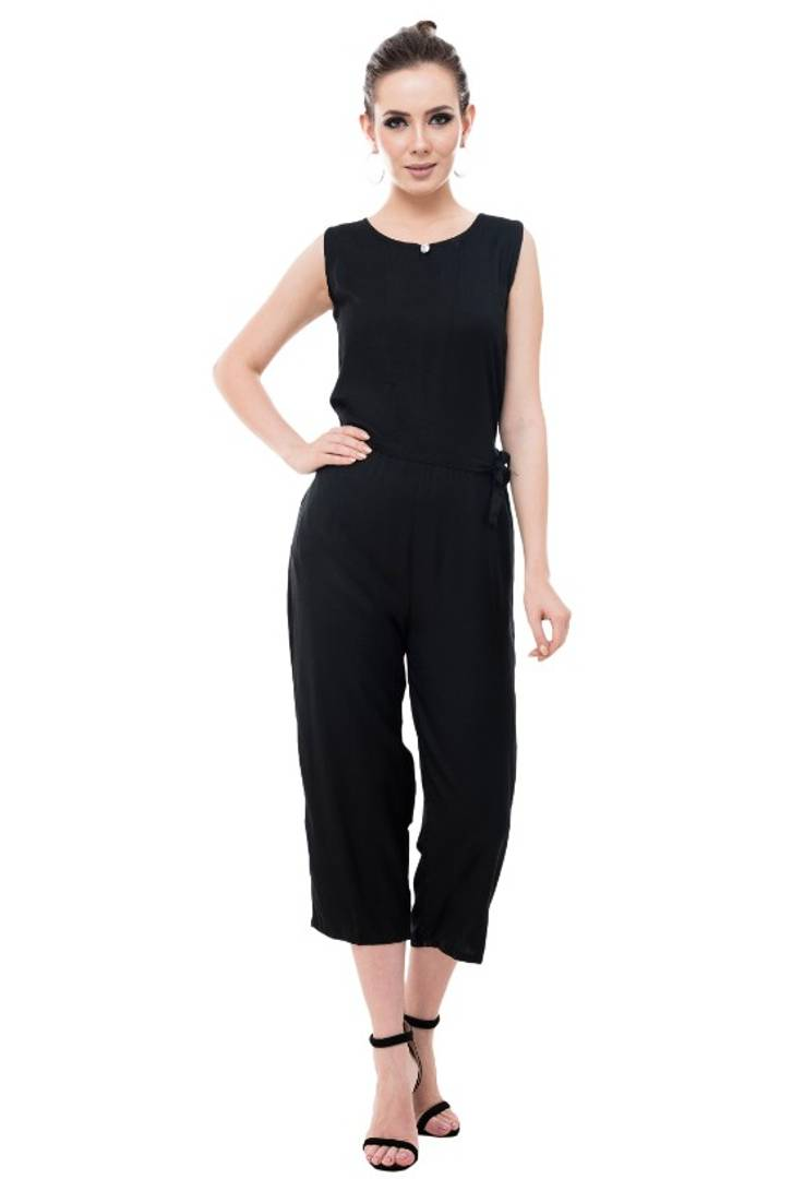 Rayon Jumpsuit For Girl's & Women's