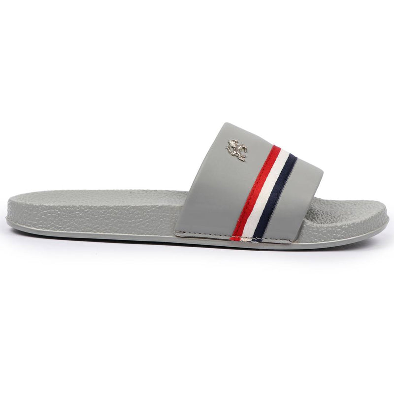 Stylish & Creative Grey EVA Sliders Flip-Flops