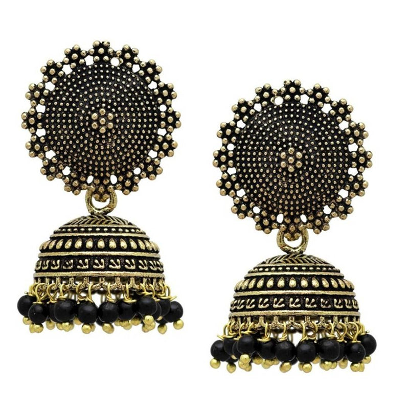 Trendy Ethnic Jhumki Earrings