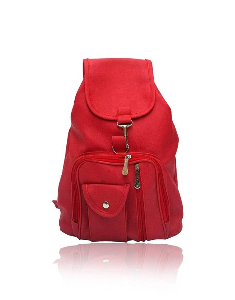 Elegant PU Backpack For Women