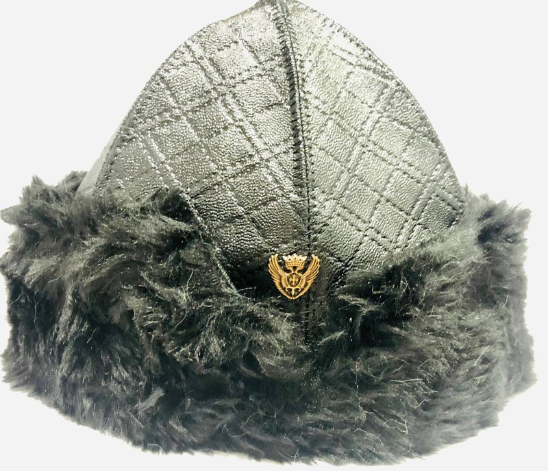 Stylish Upper Resin With Inner Far Cotton Ertugrul Gazi Cap