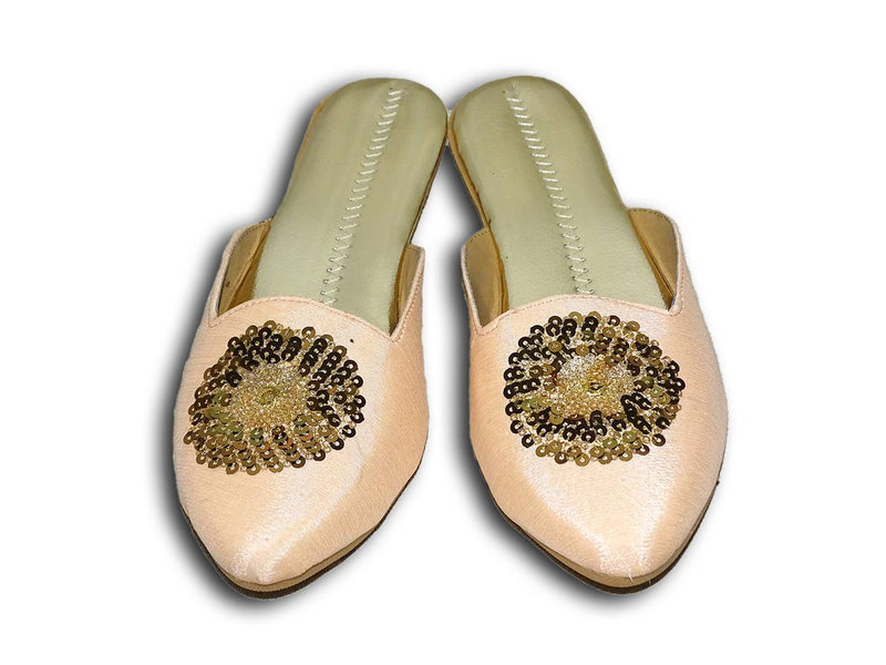 Trendy Embellished Mules For Women