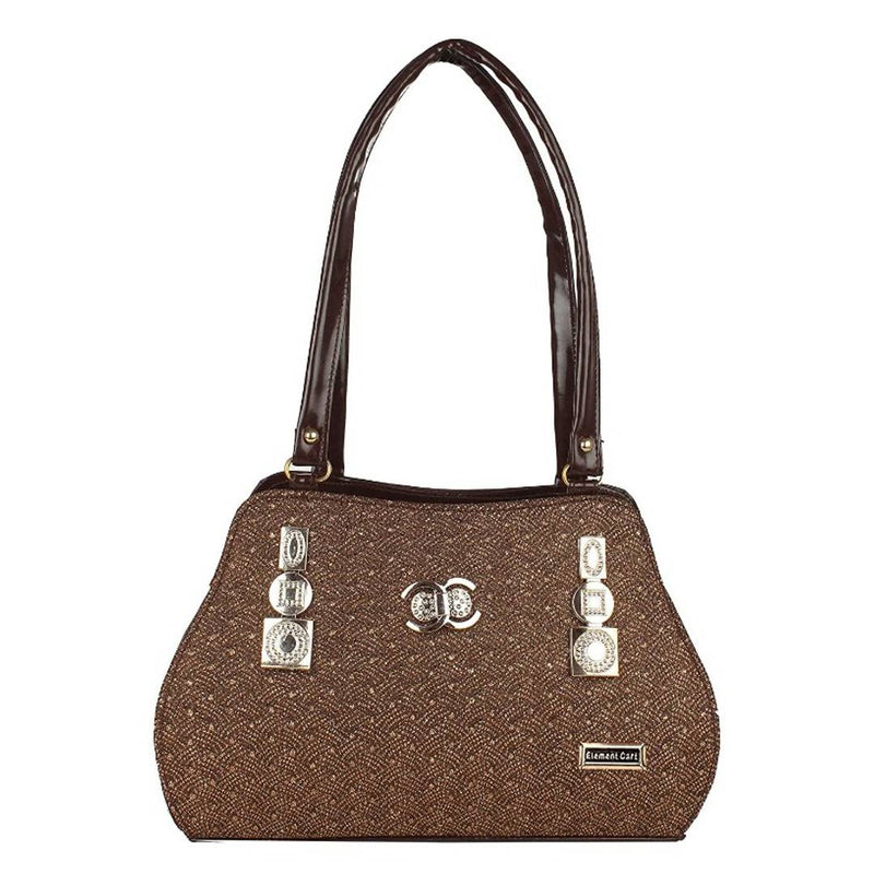 Trendy PU Leather Handbag for Women