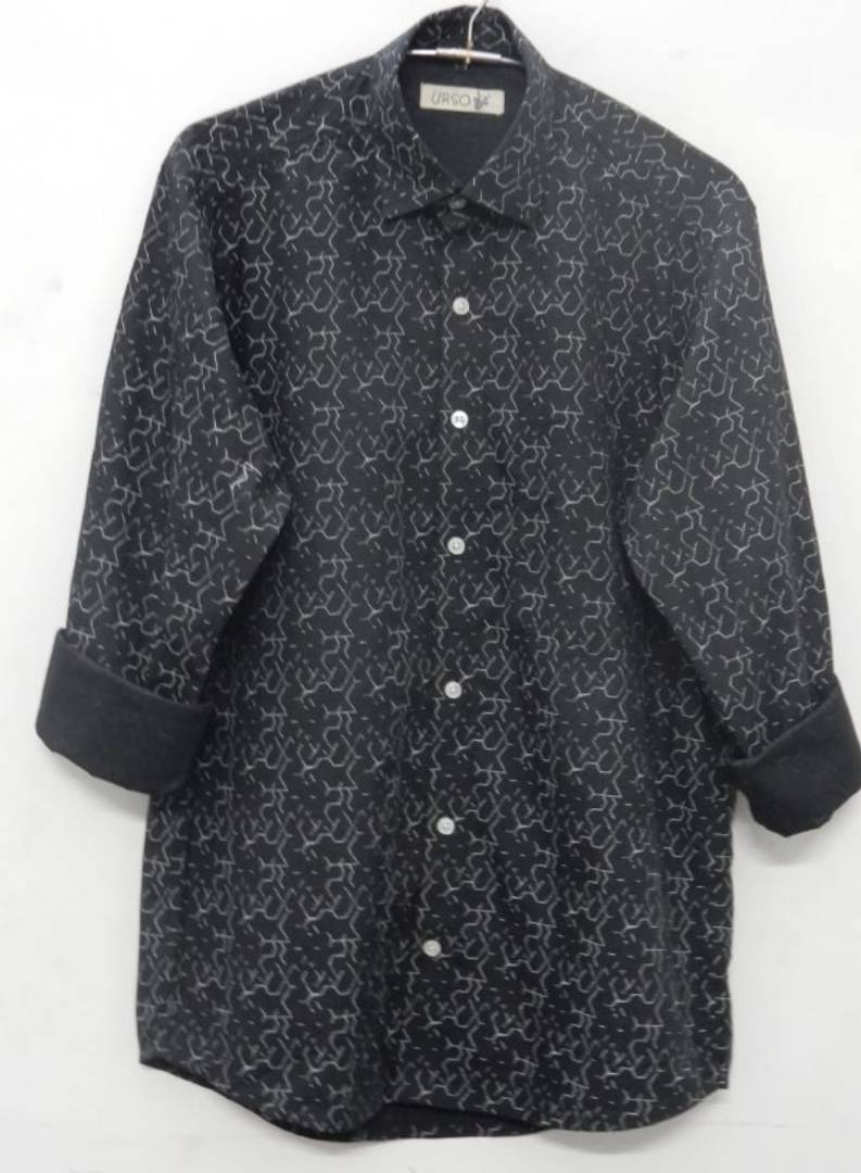 Fashionable Cotton Printed Casual Shirt For Men