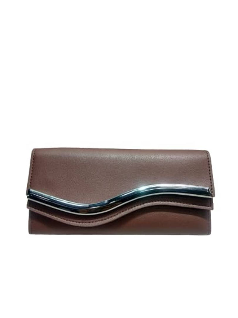 Trendy PU Wallet For Women - 9030