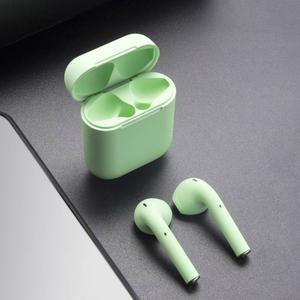inPods 12 Bluetooth 5.0 Wireless Earphone for Android and iOS, Apple AirPods Lookalike