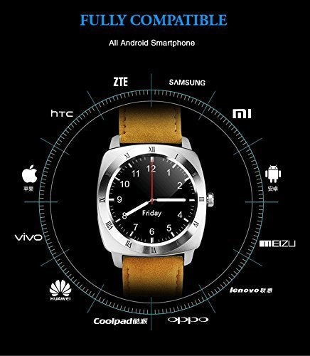 Estar Bluetooth Smart Watch with Camera and Sim Card support