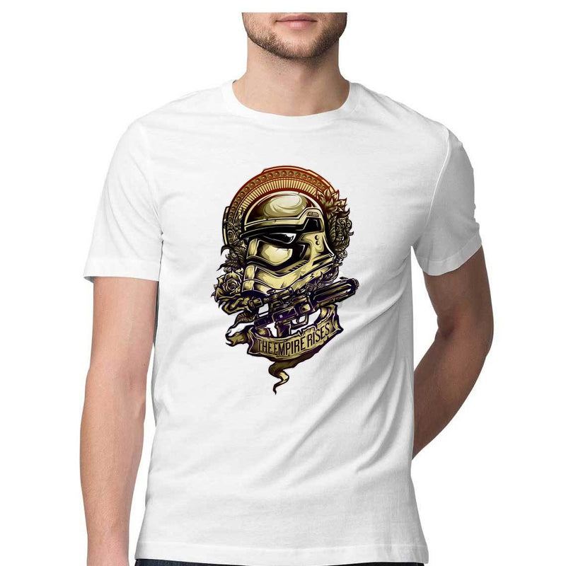 Stormtroopers Rising Regular Fit Printed T-Shirt
