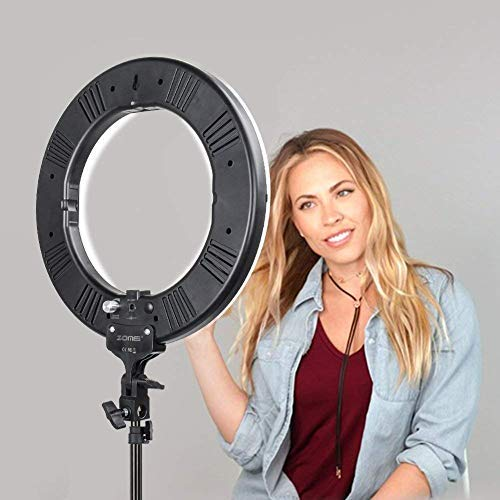 14 Inch LED Selfie ring light with stand & remote for mobile and online streaming like tik tok insta