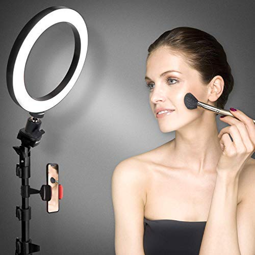 10 inch LED Selfie Ring Light With Stand & Remote