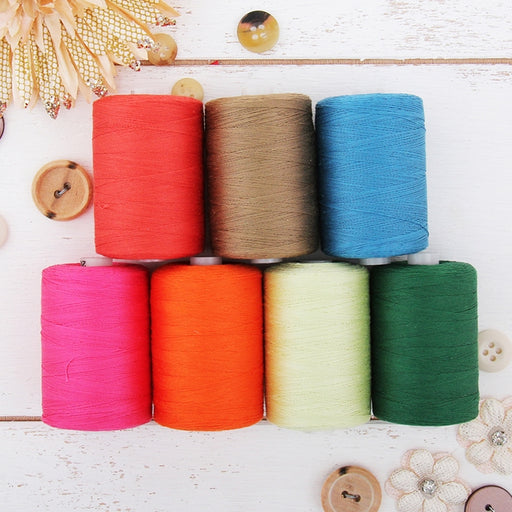 Cotton Quilting Thread Set - 7 Southwest Tones - 1000 Meters - Threadart.com