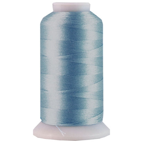 Polyester Embroidery Thread No. 874 - Ice Blue - 1000M - Threadart.com