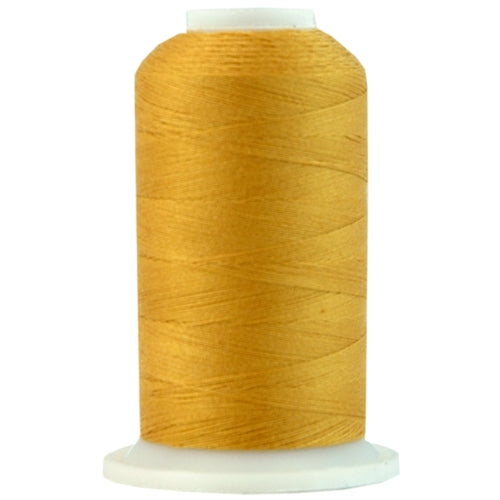 All-Purpose Polyester Sewing Thread No. 124 - 600m - Old Gold - Threadart.com