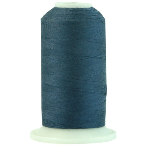 All-Purpose Polyester Sewing Thread No. 435 - 600m - College Blue - Threadart.com