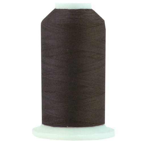 All-Purpose Polyester Sewing Thread No. 399 - 600m - Expresso - Threadart.com