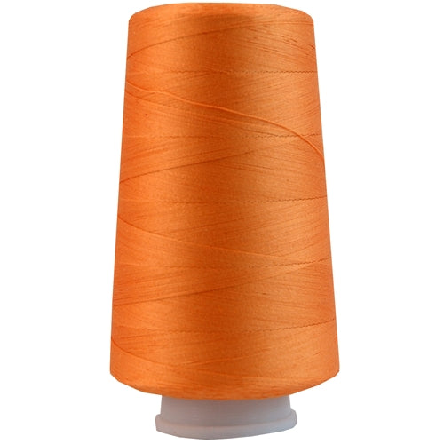 Heavy Duty Quilting Cotton Thread - Apricot - 2500 Meters - 40 Wt. - Threadart.com
