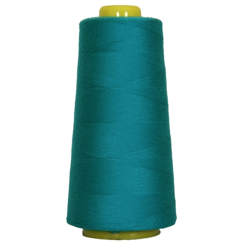 Polyester Serger Thread - Aquamarine 465 - 2750 Yards - Threadart.com