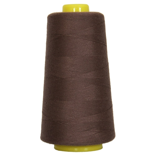 Polyester Serger Thread - Expresso 399 - 2750 Yards - Threadart.com