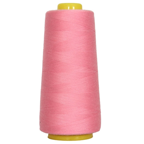 Polyester Serger Thread - Dusty Pink 385- 2750 Yards - Threadart.com