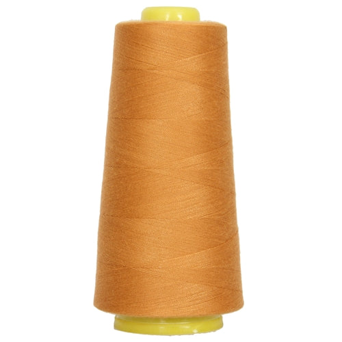 Polyester Serger Thread - Warm Tan 309 - 2750 Yards - Threadart.com