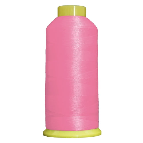 Large Polyester Embroidery Thread No. 127 - Rose Tint - 5000 M - Threadart.com