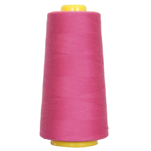 Polyester Serger Thread - Ruby Rose 137 - 2750 Yards - Threadart.com